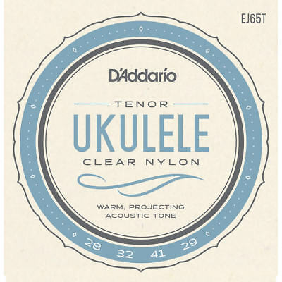 D'Addario EJ65T Tenor Pro-Arté Custom Extruded Nylon Ukulele Strings • 6.75£
