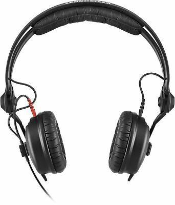 Sennheiser HD 25 PLUS On-ear Closed Back Monitor DJ Headphones • 143.46£