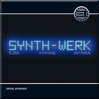 NEW Best Service Synth Werk Virtual Instrument Sounds For Electronic Music  • 116.04£