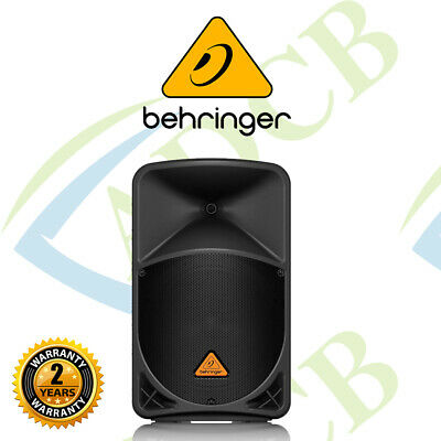 Behringer Active 1000W 2 Way 12 Inch PA Speaker System With Wireless Option • 339.33£