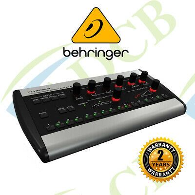 Behringer Powerplay P16-M Personal Mixer 16-channel Digital Stereo Monitor • 412.72£