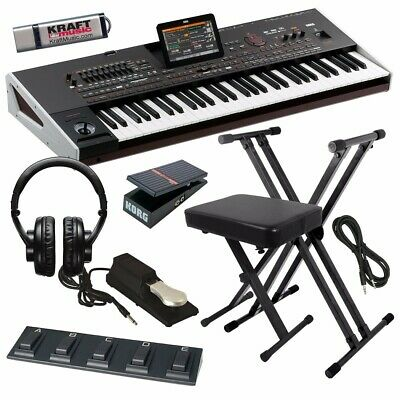 Korg Pa4X ORIENTAL 61-Key Arranger Keyboard KEY ESSENTIALS BUNDLE • 3,039.07£