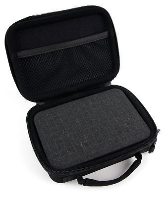 Hard Case W/ Foam Insert For Dictaphone Tascam DR-100MKIII, DR-22WL, DR-05 V2 • 14.99£