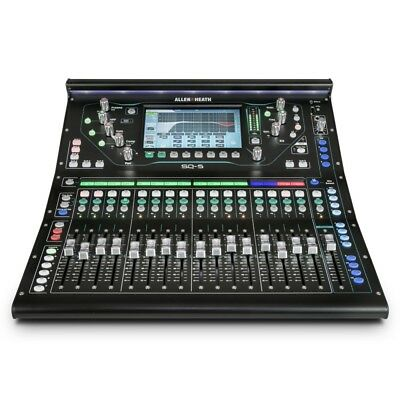 ALLEN & HEATH SQ-5 48 Channel Digital Touchscreen Audio Console • 2,241.98£