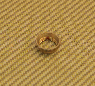 EP-4923-002 Gold Deep Thread Nut For Switchcraft Toggle Pickup Switch  • 5.65£