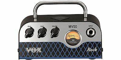 Vox MV50-CR Compact Guitar Amplifier Head CLASSIC ROCK - B Stock Bargain • 145£