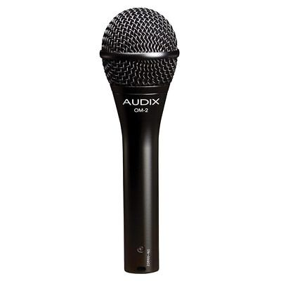 Audix OM2 Dynamic Hypercardioid Handheld Vocal Microphone • 76.90£
