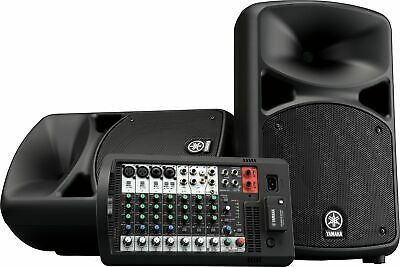 Yamaha STAGEPAS 600BT Portable PA System • 724.32£