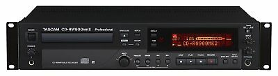 TASCAM CD Recorder Player For Professional Use CD-RW900MK2 AC100V EMS W/Tracking • 314.18£