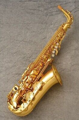 YAMAHA YAS-280 Entry Renewal Model For Introduction To Alto Saxophone EMS W/T • 1,010.86£