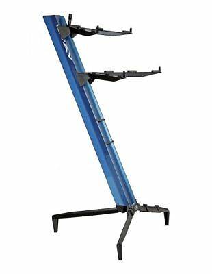 Stay Stands - 130002-BL - TOWER, Two-tier Keyboard Stand With Carry Bag, BLUE • 199£