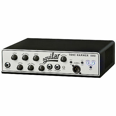 Aquilar TH500 Tone Hammer Super Light Bass Head • 638.66£