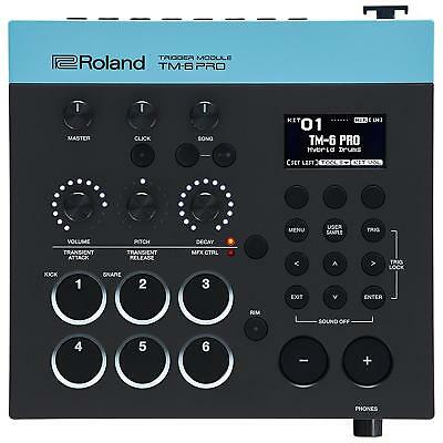 Roland TM-6 Pro Trigger Module EMS W/ Tracking NEW • 772.46£