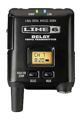 LINE 6 Body Pack Transmitter Relay G50 / G90 Bodypack TBP12 EMS W/ Tracking NEW • 216.77£
