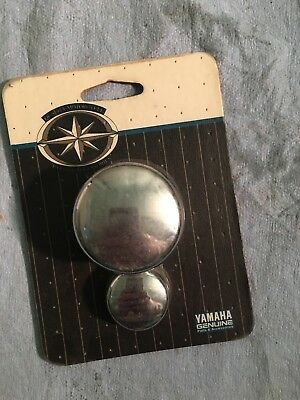 Yamaha Royal Star Rear Axle Bolt Cover STR4NK270501 • 46.59£