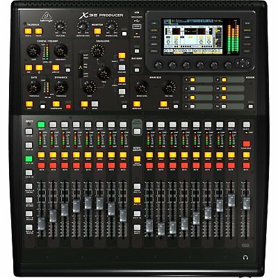 Behringer X32 Producer Digital Mixer With Motorized Faders And Virtual FX Rack • 1,274.18£