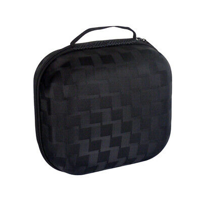 Black Hard Headphone Case Travel Carry Bag For AKG K701,K702,Q701,K701-65TH,K601 • 14.46£