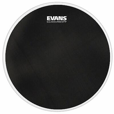 Evans Soundoff 18  Mesh Drum Head, Practise / Electronic Triggers - TT18SO1 • 33£