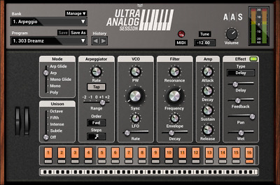 AAS  Applied Acoustics Systems - Ultra Analog Session - EDelivery • 13.63£