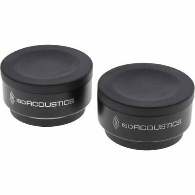 Isolation Acoustic Politics Insulator 2pcs Set ISO Acoustics ISO-PUCK W/Tracking • 62.15£