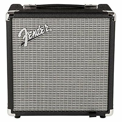 Fender Rumble 15 Bass Combo Amp Part No:237-0106-900. Rich Bass Sounds ! • 95£