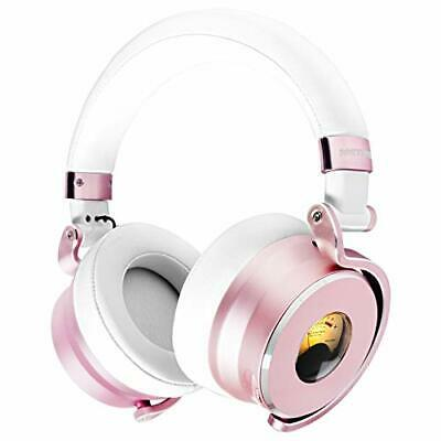 METERS MUSIC Over Headphones Rose Gold M-OV-1-ROSE W/ Tracking NEW • 175.64£