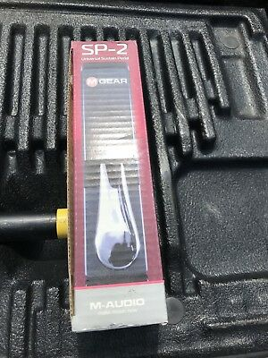 M-Audio SP-2 Sustain Petal With Piano Style Action For Keyboards