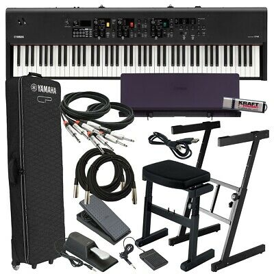 Yamaha CP88 Stage Piano STAGE RIG • 2,322£