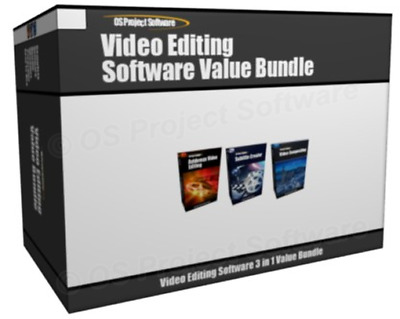 Collection - Pro Video Movie Film Maker Editing Software Sony Magix Vegas Type • 11.99£