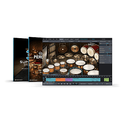 ToonTrack Superior Drummer 3 Orchestral Edition (Serial Download) • 370£