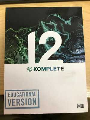 Native Instruments Komplete 12 - Educational 5-Pack Version - 25782 • 499.99£