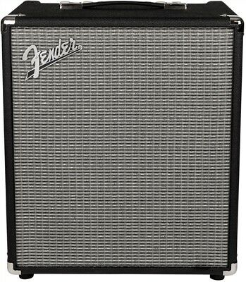Fender Rumble 100 Watt 1x12  Combo Bass Guitar Amplifier • 295£