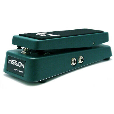 Mission Engineering EP1-KP 10k Expression Pedal For Kemper Green FREE SHIPPING N • 120.52£