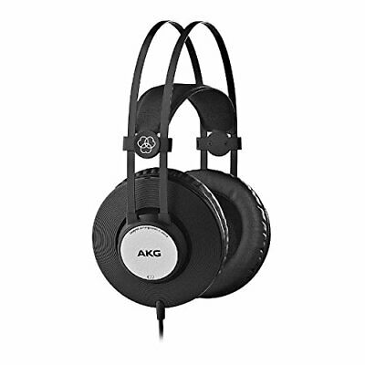 AKG K72 Sealed Dynamic Type Over Ear Headphones From Japan W/ Tracking NEW • 38.34£