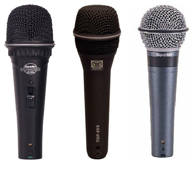 Superlux Professional Microphones TOP- 248 / 248S / 258 • 49.95£