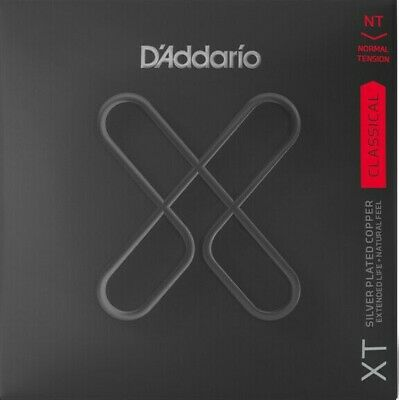 D'Addario XTC45 Classical Silver Plated Copper Guitar Strings Normal Tension  • 18.60£