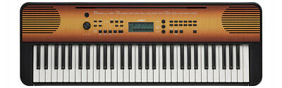 Yamaha PSR-E360 Maple Wood Finish • 160.41£