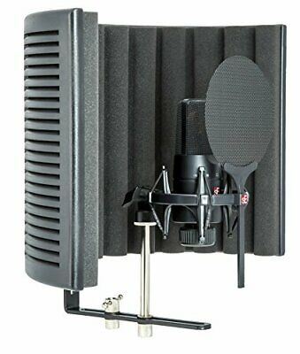 Se Electronics X1 S Studio Bundle Condenser Microphone Reflection Filter • 321.59£