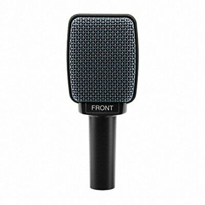 Sennheiser Dynamic Microphone Super Cardioid Guitar Amplifier For Percussion E • 160.04£