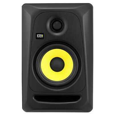 KRK CL5G3 RP5G3 Classic Rokit 5 5'' Powered Active Studio Monitor, Black • 114.17£