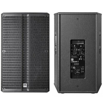 HK AUDIO LINEAR 5 115 FA 2000w Total Active PA System Speaker Pair • 1,717.35£
