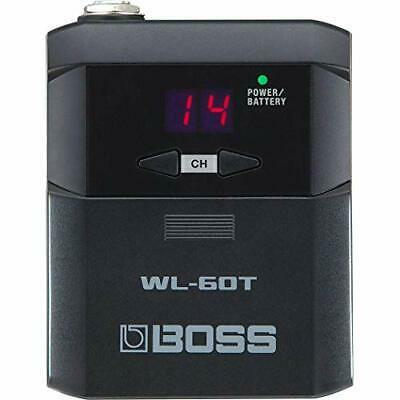 BOSS WL-60T Transmitter Dedicated For WL-60 Guitar Wireless System W/ Tracking • 110.56£