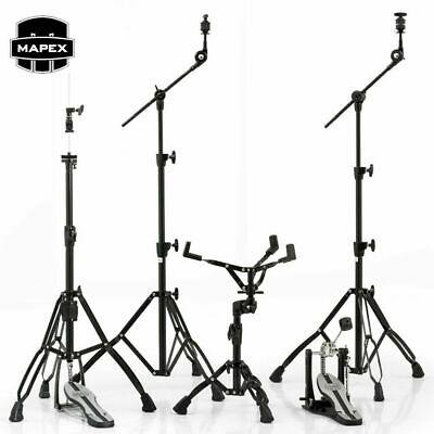 Mapex HP6005EB Mars 600 Series Hardware Pack + P600 Single Pedal, Black - New • 261.70£