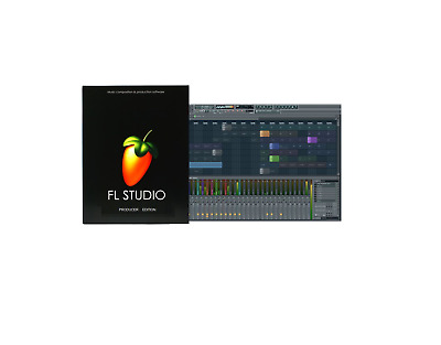 Image Line Fruity Loops  FL Studio Producer  Edition 20 License MAC And WINDOWS • 132.66£