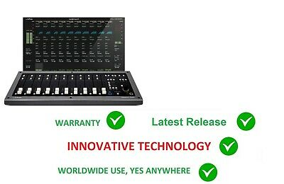 Softube Console 1 Complete Desk Package W/ MKII & Fader DAW/Plug-In Controllers • 679.04£