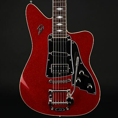 Duesenberg Paloma Red Sparkle With Case • 2,199£
