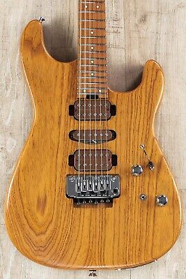 Charvel Guthrie Govan HSH Caramelized Ash Signature Guitar, Roasted Flame Maple  • 2,646.87£