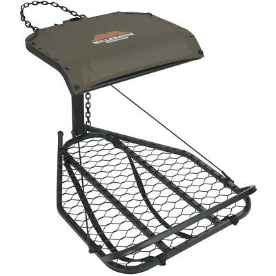 Millenium M-025-Sl Millennium M25 Steel Hang-On Tree Stand Footrest Includes • 94.05£