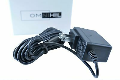 [UL Listed] OMNIHIL 8 Feet Long AC/DC Adapter Compatible With CASIO CT-S300 • 6.89£