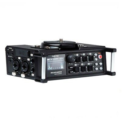 Marantz Professional 6-Channel DSLR Recorder Up To 96 KHz/24-Bit Resolution • 244.11£